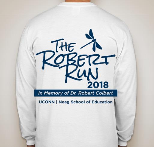 Robert Run T-shirt design